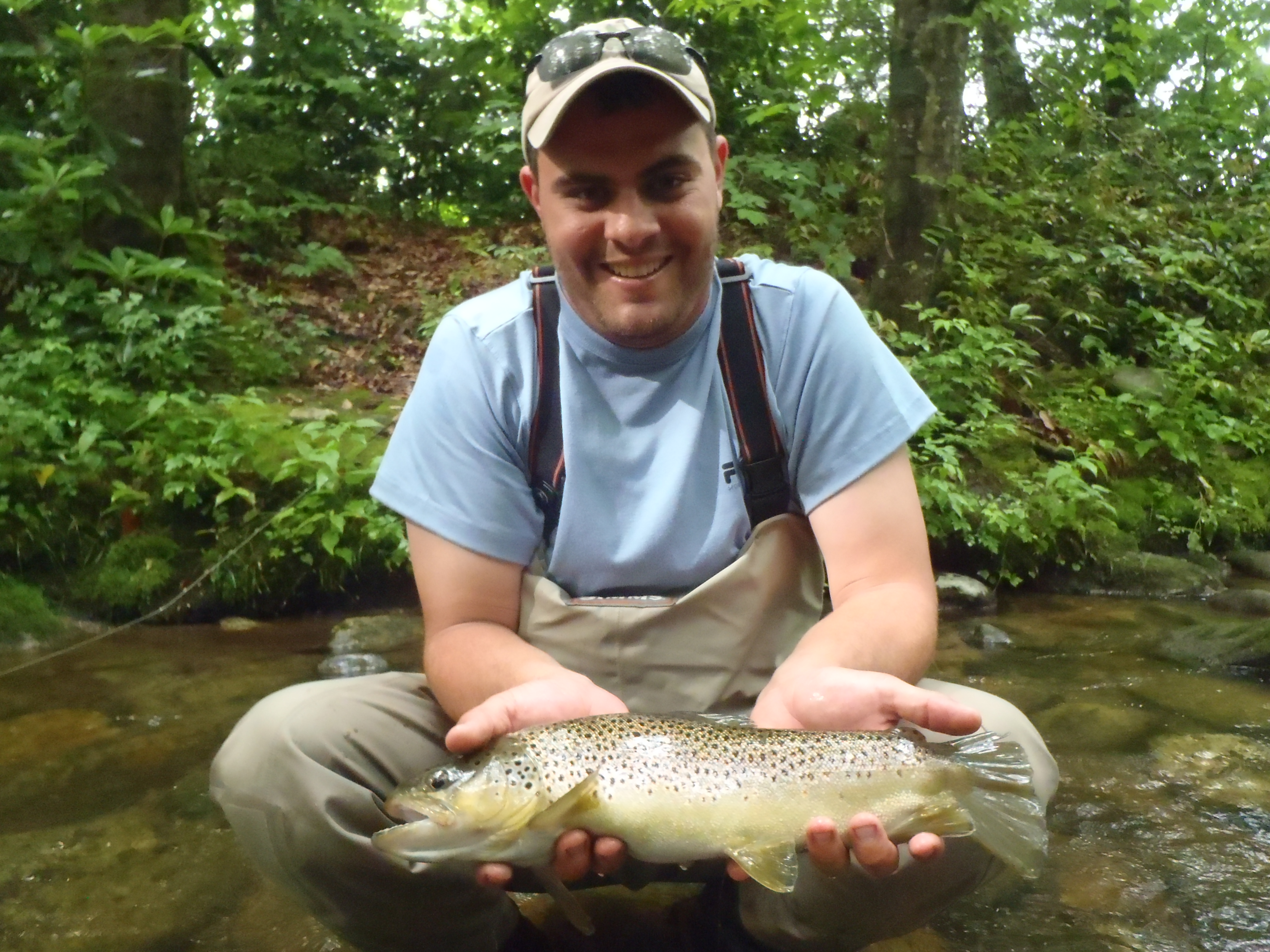 June 2012 mirrorcurtiswrightoutfitters for Davidson river fishing report